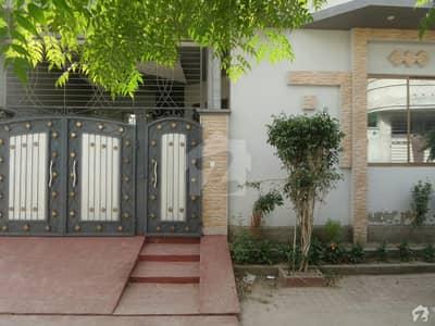 Double Storey Brand New Beautiful Corner House For Sale At Saad City Okara