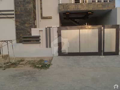 Double Storey Brand New Beautiful House For Sale At Shah Din Town Okara