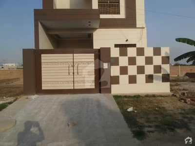 Double Storey Brand New Beautiful House For Sale At Jawad Avenue Okara