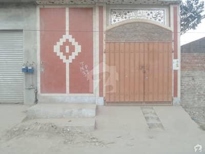 Double Storey Beautiful House For Sale At Gulshan Iqbal Colony Okara