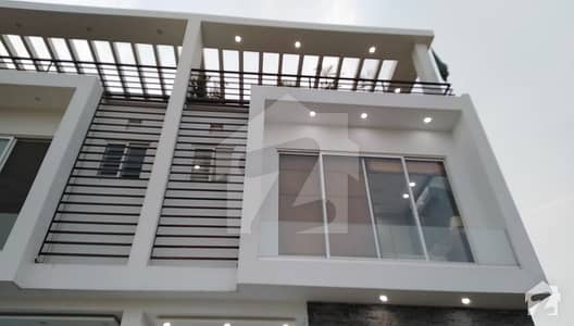 3 Marla Brand New House For Sale At Good Location