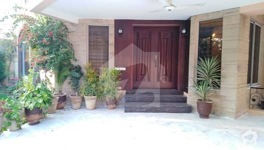 Double Storey House With Basement In DHA EME