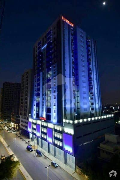 Sumsum Grand Residency 4 Bed Flat At Main Khalid Waleed Road For Rent