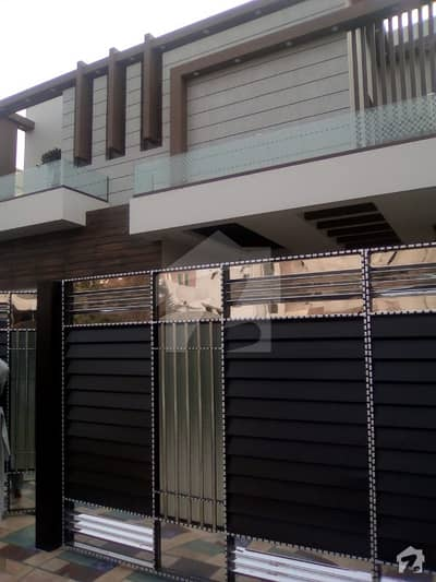 1 Kanal Double Storey House Is Available For Sale In EME Society Block D Lahore