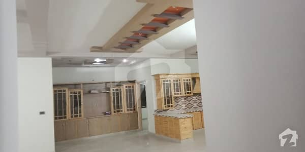 Brand New 400 Squire Yards Ground Floor With Parking Best Ideal Portion For Sale