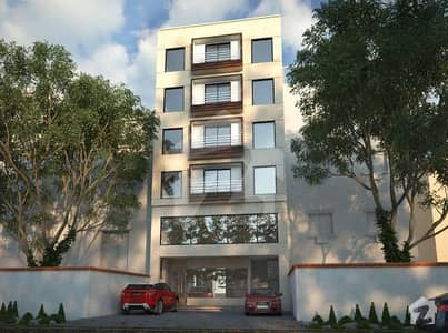 1 Bed Apartment For Sale In Sector D Bahria Town Lahore