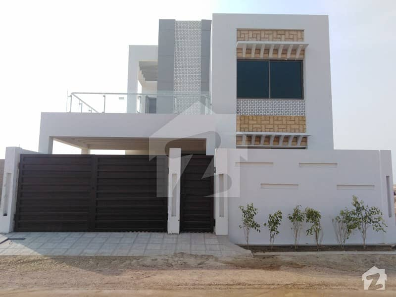 Dha Defence 12 Marla Villa For Sale