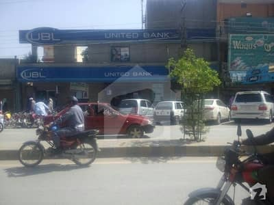 Two Shops Opposite Side Of The Ubl Main Branch Vehari Is For Sale