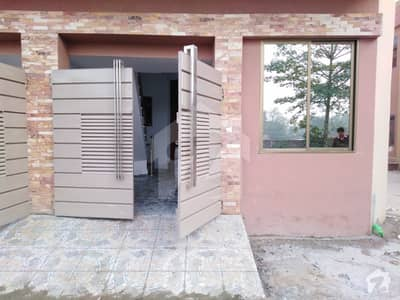 3 Marla Double Storey Corner House For Sale