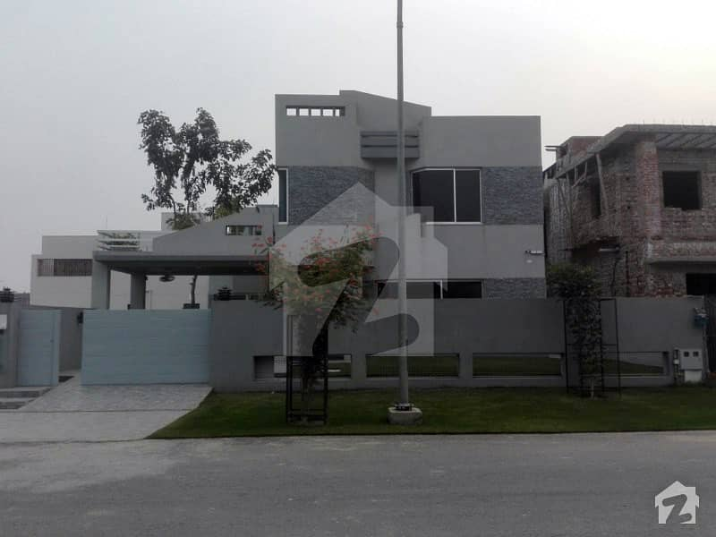 20 Marla Brand New Beautiful Design Bungalow For Sale In DHA Phase VI