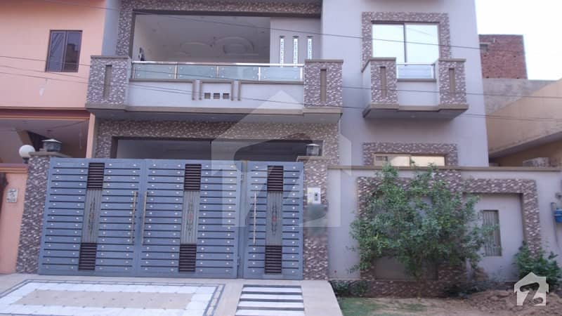 10. 5 Marla House For Sale In Marghzar Officers Colony Lahore