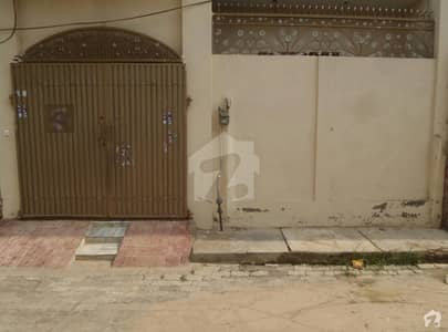Single Storey Beautiful House For Sale At Javed Town, Okara