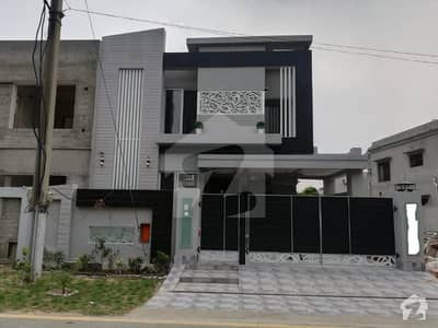 10 Marla Brand New House Is Available For Sale In Eme Society Block B Lahore
