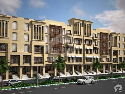 Best Investment Opportunity 2 Beds Luxury Apartment On 2 Year Easy Installment Plan At Sector E1 Bahria Town Phase 8
