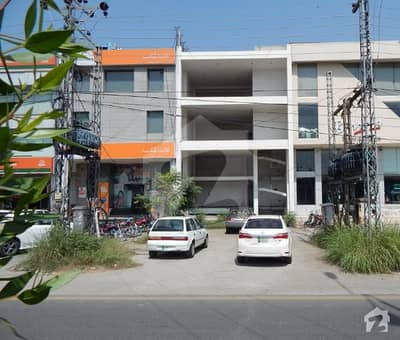 4 Marla Commercial Building For Rent In Dha Phase 4 Block DD