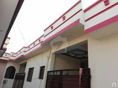 3 Marla Brand New Single Storey House For Sale On Adyala Road