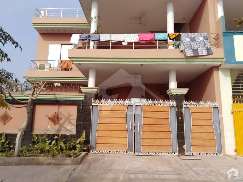 10 Marla Double Storey House Is Available For Sale. Making Hot