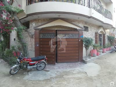 Double Storey Beautiful Corner House For Sale In Government Colony Okara