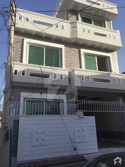 H-13 Brand New Corner House Available At Very Reasonable Price