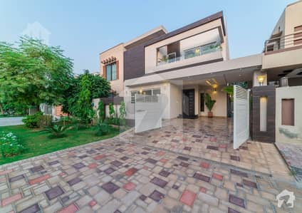 10 Marla Brand New House With Basement In DHA Phase 5