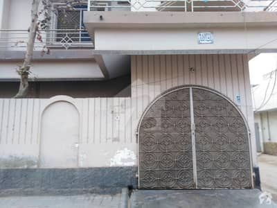 7. 5 Marla Corner Double Storey House For Sale