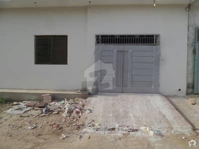 Double Storey Brand New Beautiful House For Sale At Al Rehman Town, Okara