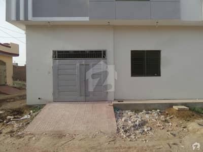 Double Storey Brand New Beautiful Corner House For Sale At Al Rehman Town, Okara