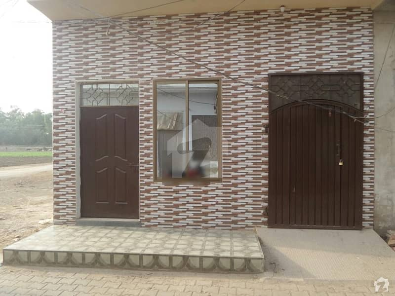 Double Storey Beautiful House For Sale At Ayub Park, Okara