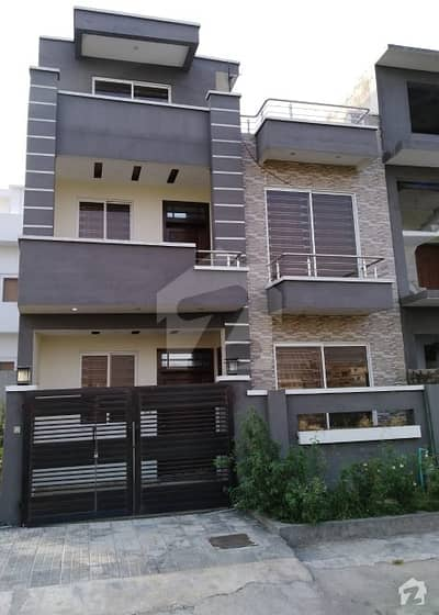 New 4 Marla House For Sale In D-12
