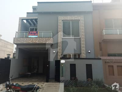Solid Constructed Brand New 5 Marla House Canal Garden Bahria Town