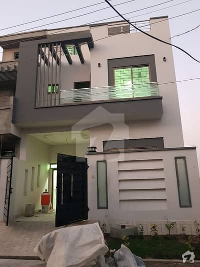 3. 5 Marla Brand New House For Sale