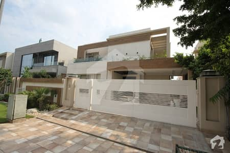 Dha Lahore Phase 5 One Kanal Full Furnished Mazhar Muneer Design  House For Sale