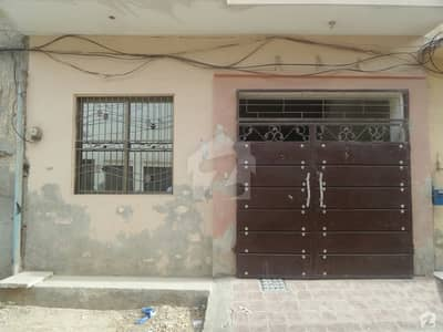 Double Storey Beautiful House For Sale In Government Colony Okara