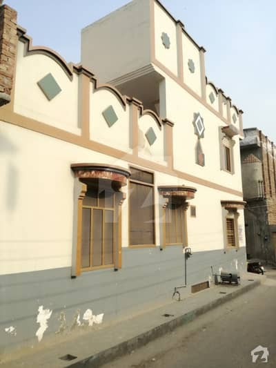 4. 5 Marla Triple Storey Fully Furnished House With Basement