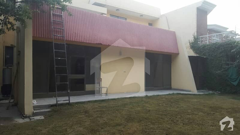 1 Kanal House For Silent Office or Residential Available For Rent