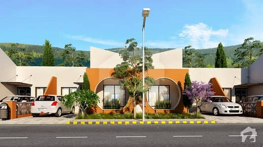7 Marla Single Storey Villa Available With 3 Year Installments Plan In Capital Awami Villas Islamabad