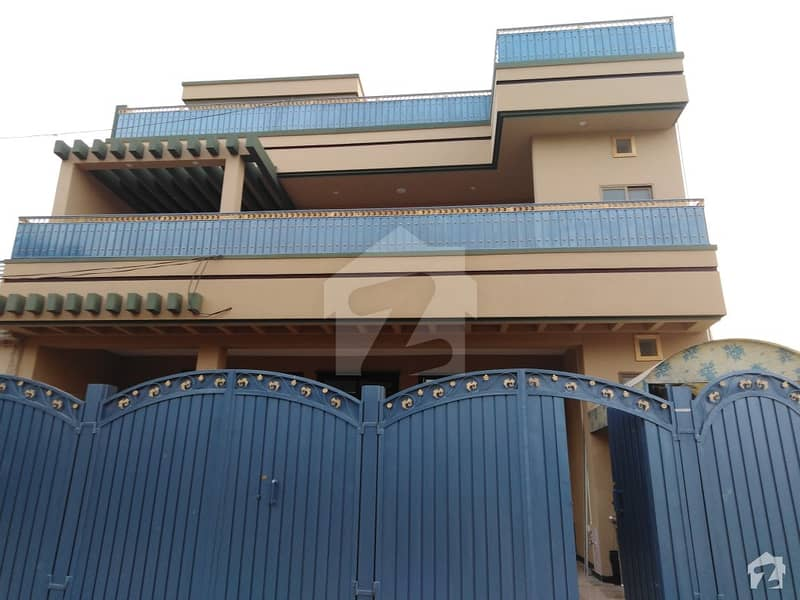 In Main Hayatabad Phase 6 Sector F7 House Is For Sale