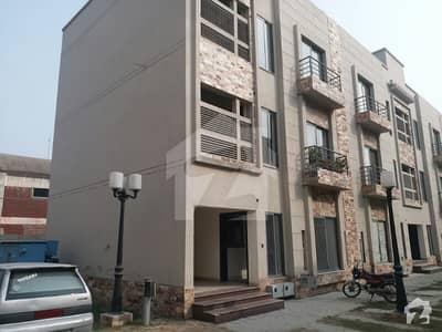 5 Marla Ground Floor Flat For Sale in Icon Valley Raiwind Road