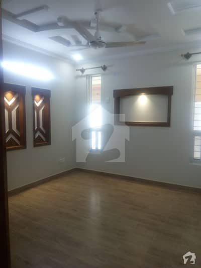Brand New Double Story House For Rent In National Police Foundation Near Bahria Town Media Town Pwd And Expressway