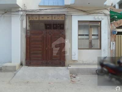 Double Storey Beautiful House For Sale In Faisal Colony, Okara