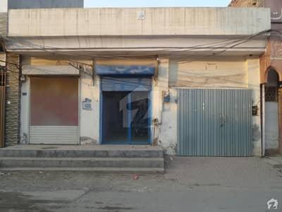 Single Storey Beautiful House For Sale At Khan Colony Road, Okara