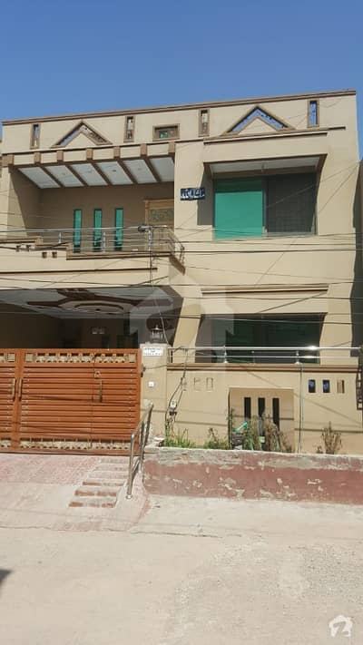 Double Storey House Is Up For Sale In Wakeel Colony