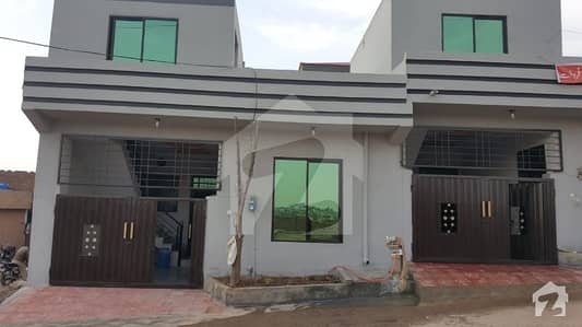 Single Storey House Is Up For Sale In Wakeel Colony