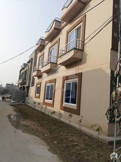 Beautiful Corner 4 Marla Brand New House For Sale