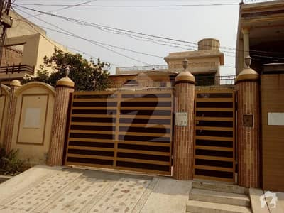 1 kanal good condition house for sale in sabzazar