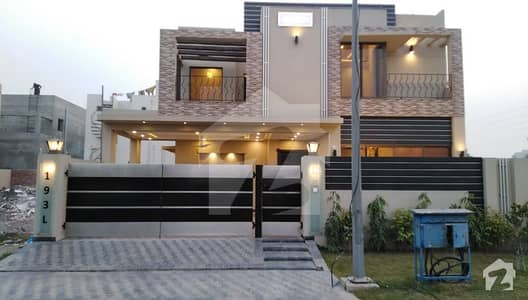 10 Marla Brand New House For Sale In DHA Phase 8 Lahore