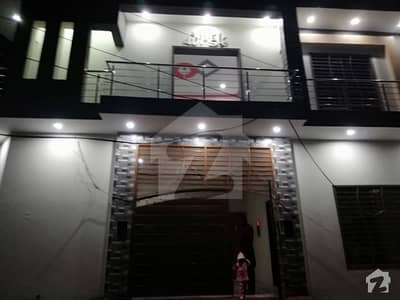 5 Marla Corner House For Sale In New Multan V Block In Front Of Ground