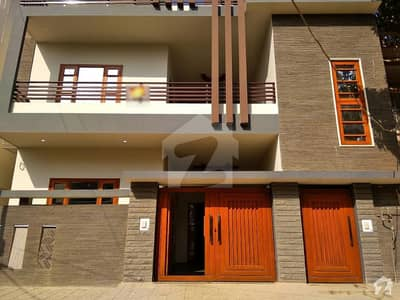 Brand New Ground+1 House Available For Sale In North Nazimabad Block N.