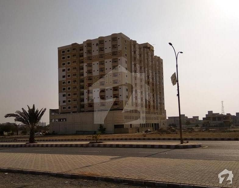Luxury Flat Is Available for Sale in Hunain Habitat At Gulshan e Maymar Sector Y4
