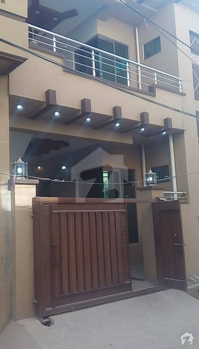 Double Storey House For Sale In Afshan Colony Range Road Rawalpindi